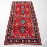 Sarough tæppe, Persien, ca. 340 x 155 cm