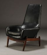 Ib Kofod-Larsen. Lounge chair