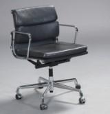 Charles Eames. Soft Pad kontorstol
