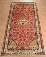 Persisk Hamadan tæppe, 283x152 cm.