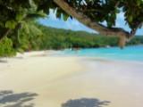 8 dages Seychellerne inkl. 4 dages katamaran-sejlkrydstogt med helpension og 3 nætter på Praslin på ****Chateau Sans Souci inkl. halvpension for 2 personer, rejsetidspunkt 18.07. - 25.07.2015