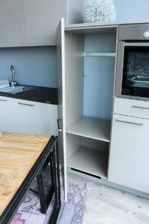 vollst ndige k cheneinrichtung von nolte k chen mit ger te. Black Bedroom Furniture Sets. Home Design Ideas
