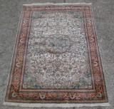 Silk carpet, Tabriz