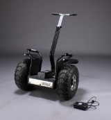 Freego F2, self-balancing scooter