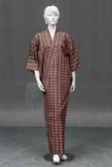 Japansk silkekimono