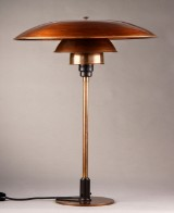 Poul Henningsen 1894-1967. PH 4,5 bordlampe 1930erne