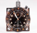 Tag Heuer 'Super Autavia' rally clock, 1970's