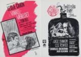 Litografiske filmplakater, 'Hektiske Dage' og 'I Vinkelværelset'. cd. (2)