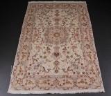 Persisk täbriz, silketæppe 150 x 101