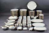 KPM fredensborg service af porcelæn. (139)