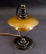 Poul Henningsen. PH 2/1 natbordslampe
