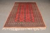 Handknuten matta, Afghan 241 x 163 cm