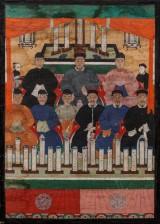 Kinesisk aneportræt, 1800 tallet