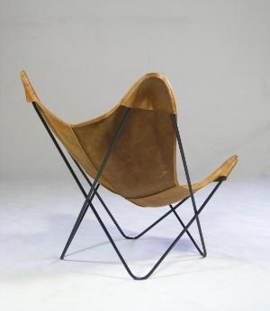 m bel hardoy kurchan bonet sessel 39 butterfly chair 39 de hamburg gro e elbstra e. Black Bedroom Furniture Sets. Home Design Ideas