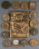 Anders Nyborg medaljer af bronze (150+)