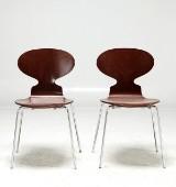 Arne Jacobsen, Fritz Hansen, stolar 3101 'Myran', 1970-tal