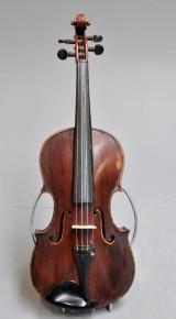 Gammel håndbygget violin
