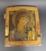 Icon 'Kazanskaja', Russia, 1st half of 19th century