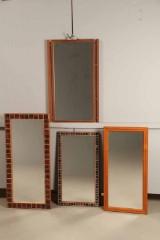 Dansk møbelproducent. Samling spejle (6)