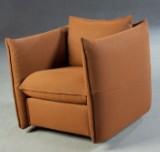 Edward Barber und Jay Osgerby, Sessel / Lounge Chair, Modell 'Mariposa' für Vitra