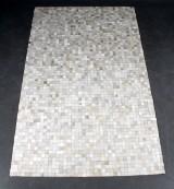 Koskindstæppe. Patchwork, 248 x 159 cm.