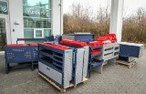 Sortimo and HH Modul-System etc. Commercial van storage system