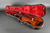 Claudio Gambereni. Violin