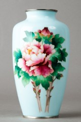 Cloisonné vase, Japan, start of 20th century