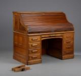 Derby Desk. Amerikansk skrivebord, ca. 1900