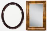 Spiegel und Rahmen, Biedermeier (2)