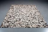 Koskindstæppe. Patchwork, 240 x 172 cm.