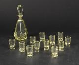 Karaffel samt glas (13)