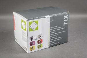 Luca Trazzi For Viceversa Toaster Model Tix Chrome