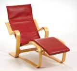 Marcel Breuer. Long Chair / Chaiselongue, Modell Isokon