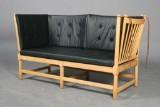 Cushion set for Børge Mogensen Spoke-Back Sofa, model 1789 (7)