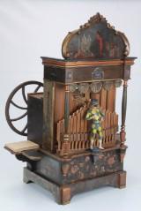 Fransk lirekasse, 1900 tallet