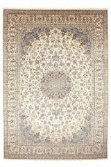 A large pale Persian Nain, 538x360 cm