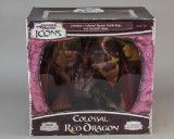 Dungeons and Dragons Colossal Red Dragon