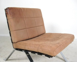 Lounge sessel aus flachstahl von girsberger eurochair for Sessel 40 euro