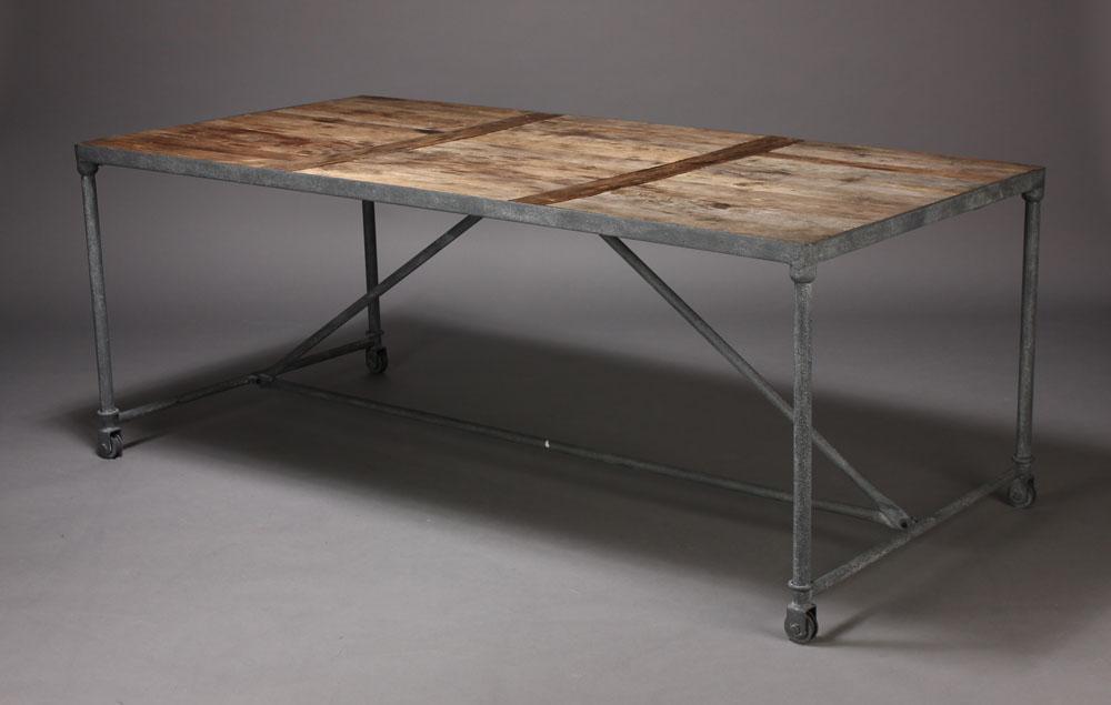 Industriell spisebord   FINN.no