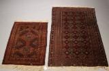 To afghanske tæpper (2)