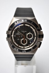 Omega Constellation titanium men's watch