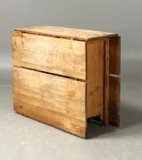Allmoge, slagbord, furu, 1700/1800-tal
