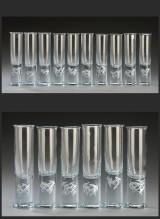Per Lütken for Holmegaard, Highlife glas. (16)