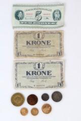 DK Guld 10 og 20 kr.