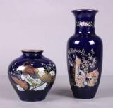 Orientalske vaser, porcelæn, 1900-tallets slutning (2)