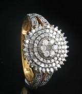 Diamond ring approx. 0.55ct