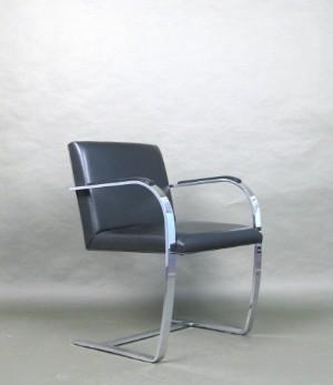 Brno Stuhl ludwig mies der rohe stuhl modell brno modell mr50 knoll