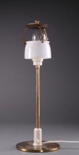 Poul Henningsen. PH bordlampe af messing 1940'erne