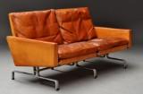Poul Kjærholm. Sofa, model PK31/2 - Kold Christensen